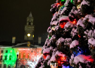 Worcester Festival of Lights: Night One