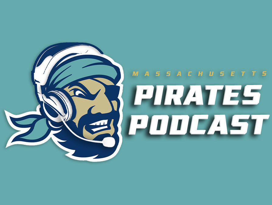 The Pirates Podcast: Talking With T.O.