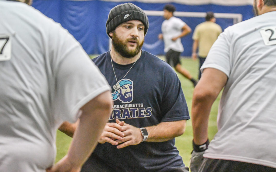 Offensive Line Coach Rob Orell Excited to Lead and Learn